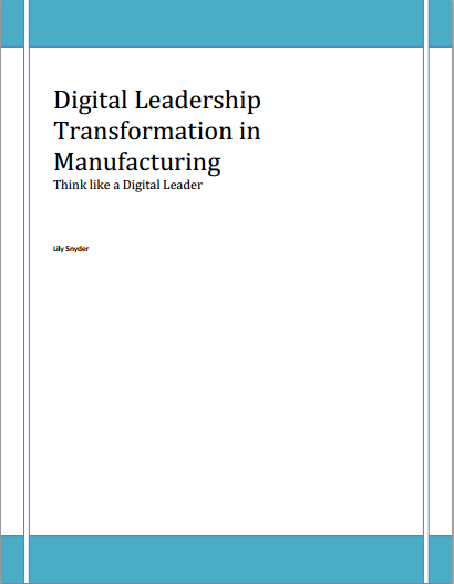 Digital Leadership Cover