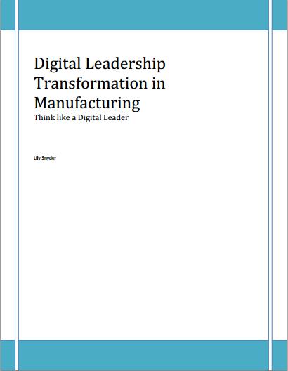 Digital Leadership Cover