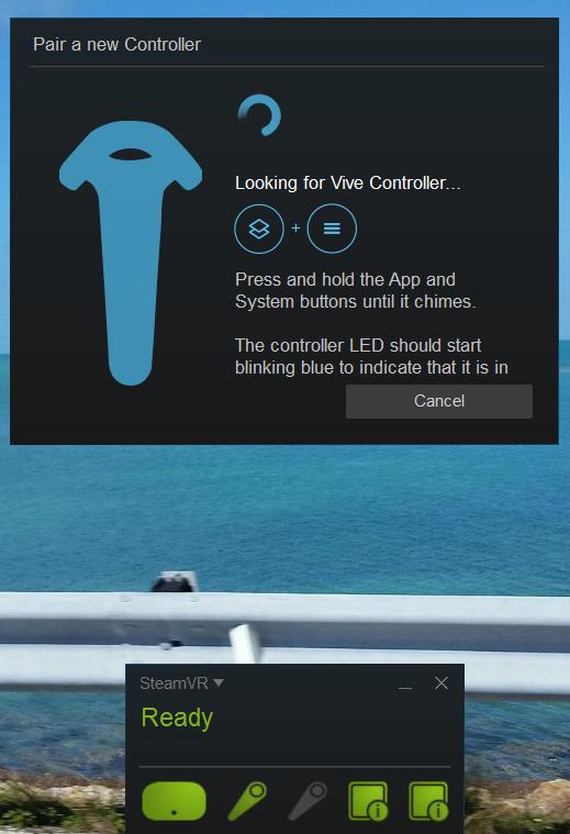 pairing controller