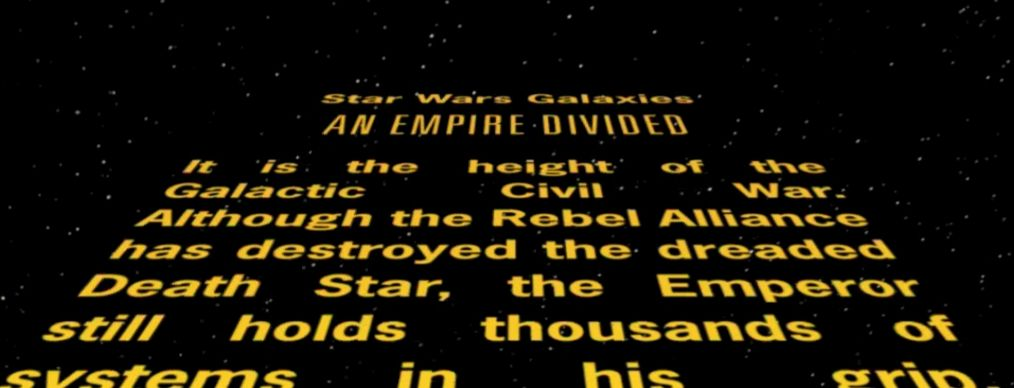 VR Star Wars Empire Divided