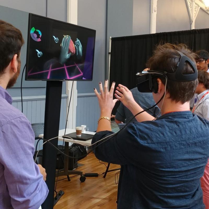 Virtual Reality Surgery Simulation