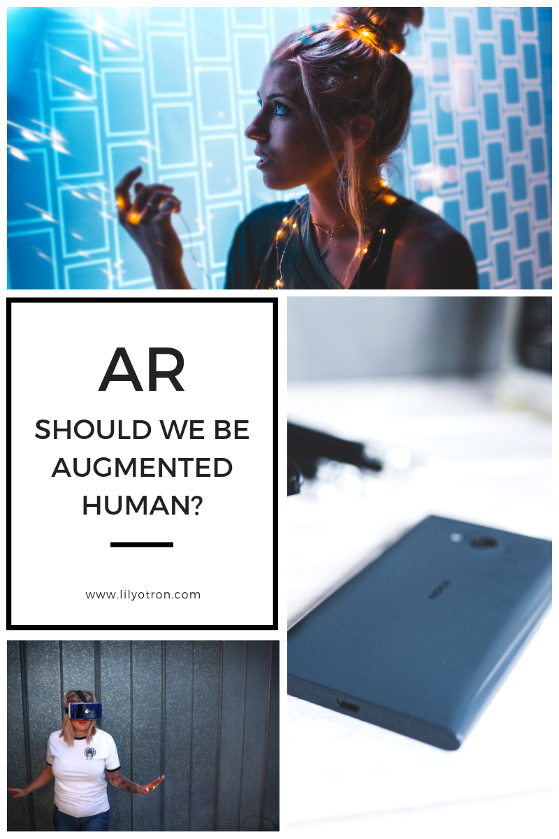 Should we be augmented human?