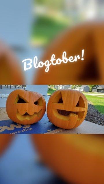 Blogtober!